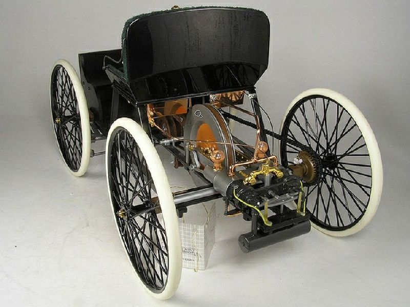 Ford Of Franklin >> Ford Quadricycle Model